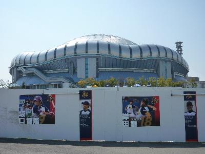 阪神vs横浜in京セラドーム1