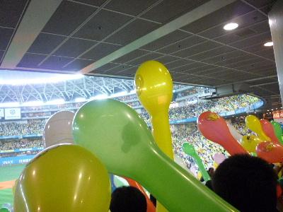 阪神vs横浜in京セラドーム7