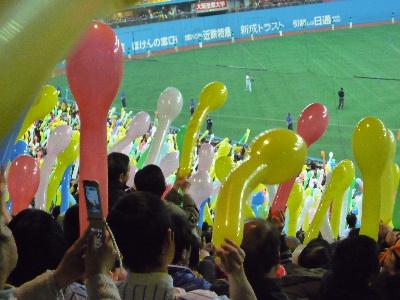 阪神vs横浜in京セラドーム8