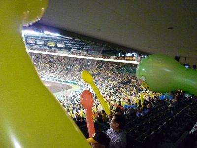 阪神vs広島6