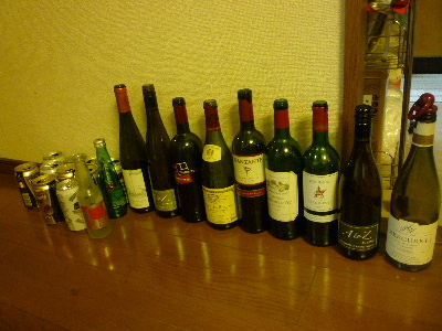 飲んだワイン達