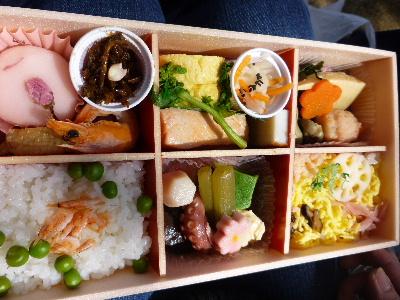 千里阪急のお弁当1