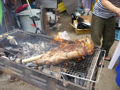 収穫祭の料理7