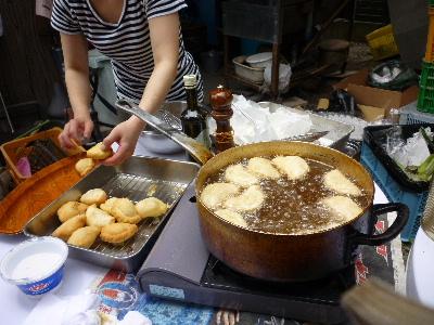 収穫祭の料理8