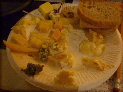 チーズまみれ1