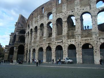 ローマへ 143