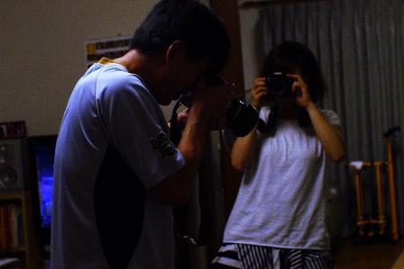 みんなカメラマン