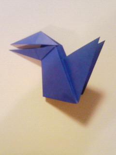 ゆるゆる日記 ★おりがみでHappy ... : 折り紙 ます : 折り紙