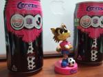 CocaCola Zero Cerezo缶