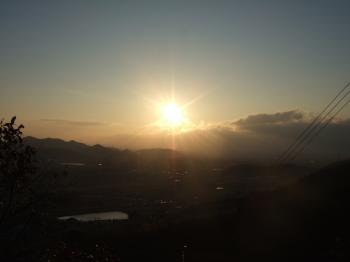 2010年初日の出