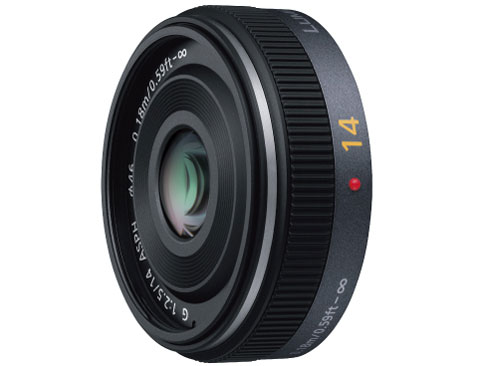 Panasonic Lumix G 14mm F2.5