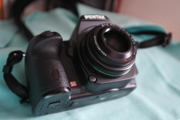 smcPENTAX DA-40mm
