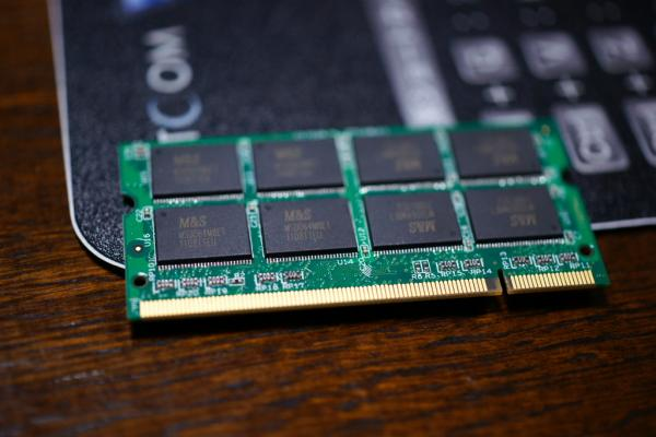 買ってきた500Mbメモリー