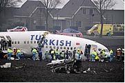 トルコ機墜落