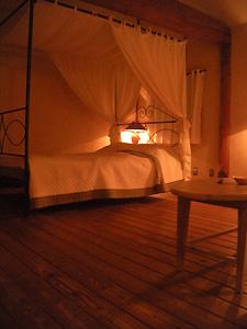 カンパーニャ志摩 寝室