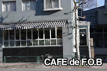 CAFE de F.O.B