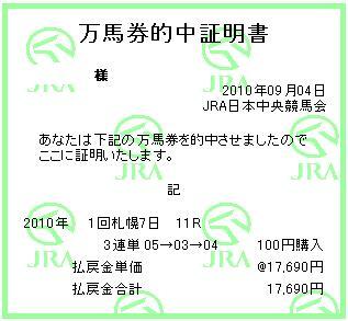 9.4. 日高特別z