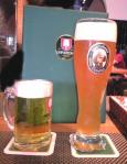 ぬるくても美味しいビール^^