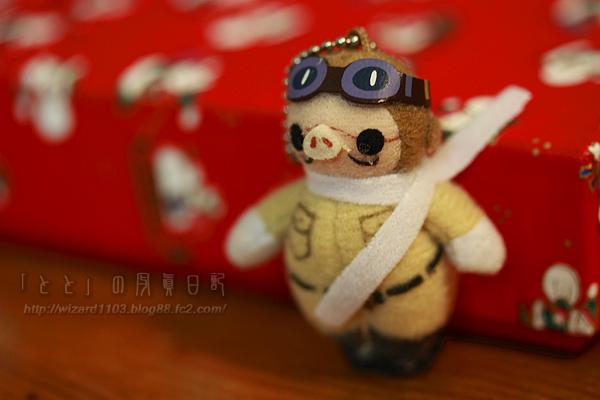 08クリスマス豚