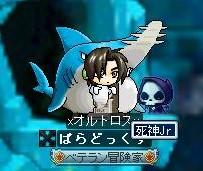 サメ チャット死