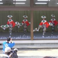 中川上宮御柱祭17
