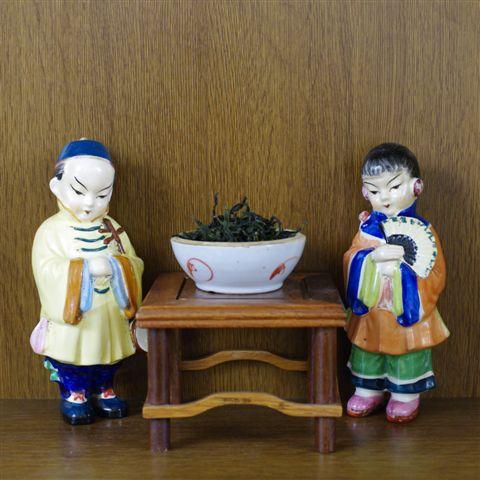 IMGP5510中国人と茶葉