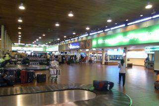 ナイロビ空港
