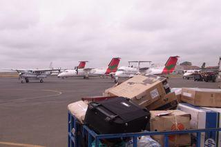 空港ケニヤ