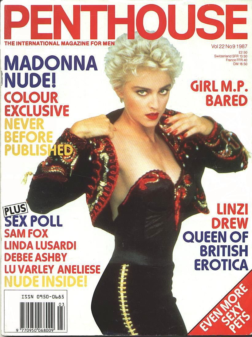 Remarkable, the Madonna nude penthouse magazine messages