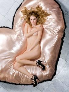 Keeley Hazell Erotic Calendar 2010 p01