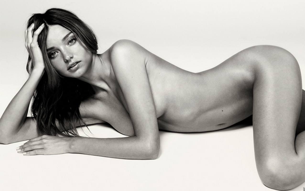 Miranda Kerr Kinda Nude Covered For Kora Skincare C