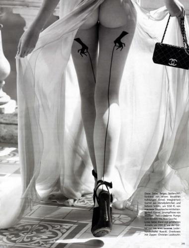 Cato van Ee - German Vogue Sept 2009 b