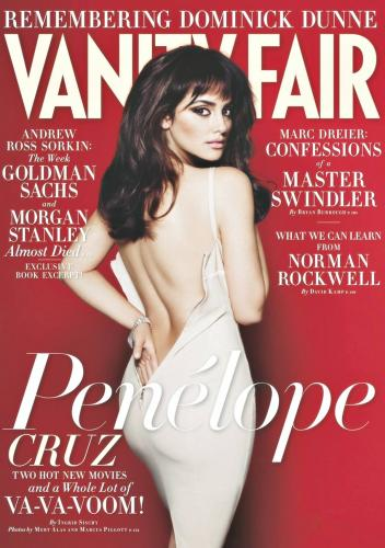 Penelope Cruz - Vanity Fair November 2009 b01