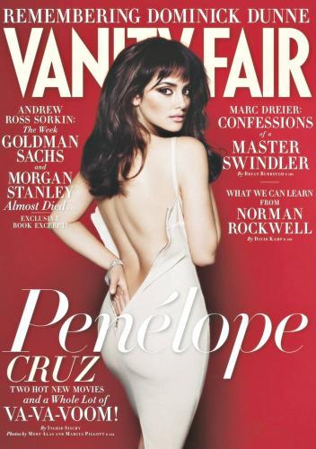 Penelope Cruz - Vanity Fair November 2009 b01