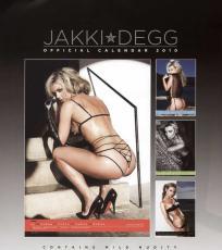 Jakki Degg Calendar 2010