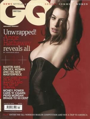 Anne Hathaway - GQ mag - 03-2010