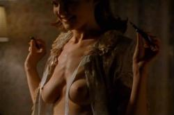 Marcia Cross  Topless In Female Perversions 02