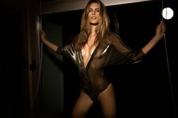 Alessandra Ambrosio - Jannis Tsipoulanis Shoot 1