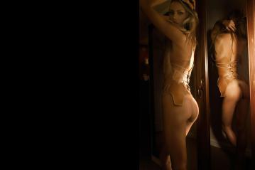 Alessandra Ambrosio - Jannis Tsipoulanis Shoot 2