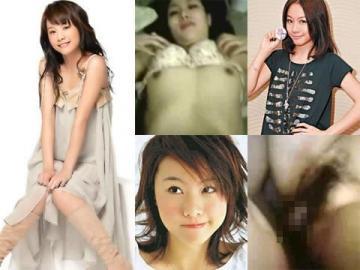 香港アイドル歌手のステフィー・タン(麗欣)のハメ撮りセックス動画が流出