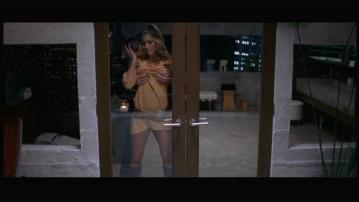 jessica biel - london sex scene - behind glass doors
