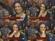 Mila Kunis (Fist in Mouth)