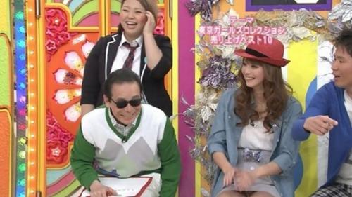 Sasaki Nozomi upskirt 5