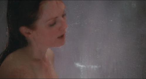 Julianne Moore - Nude n Enjoying Shower - Chloe 07