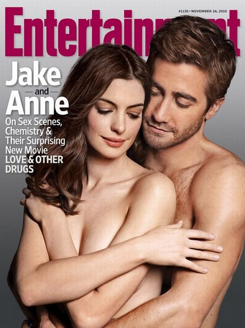 Anne Hathaway - Entertainment Weekly 26 Nov 1