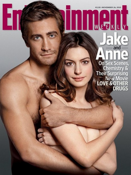 Anne Hathaway - Entertainment Weekly 26 Nov