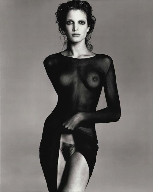 Stephanie Seymour - NUDE Photo Magazine France December 2010z