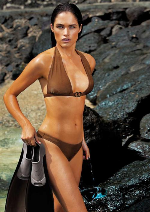Lonneke Engel in bikini for South African Sports Illustrated (7)