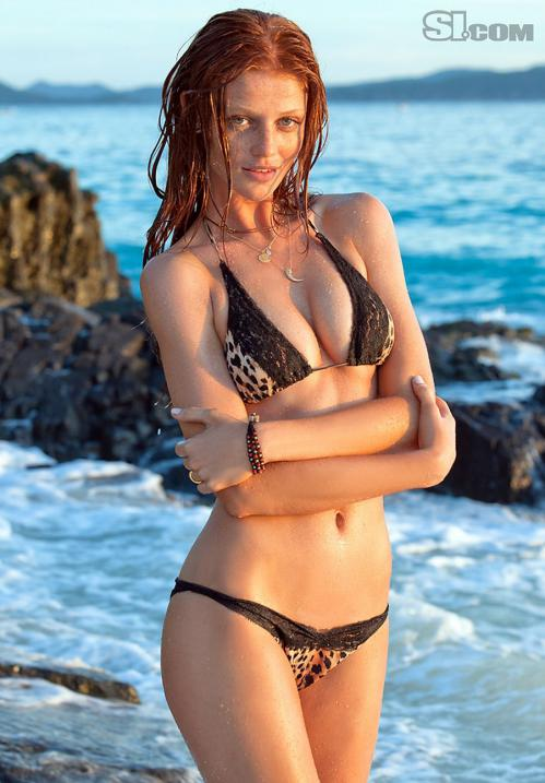 Cintia Dicker Sports Illustrated Swimsuit 2011