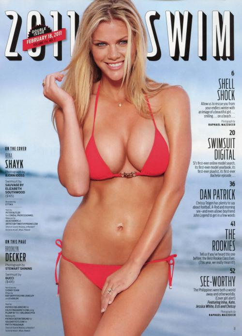 Brooklyn Decker - Sports Illustrated Swimsuit 2011
